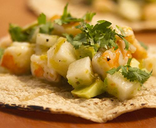 Sabrosas Recetas de Tacos